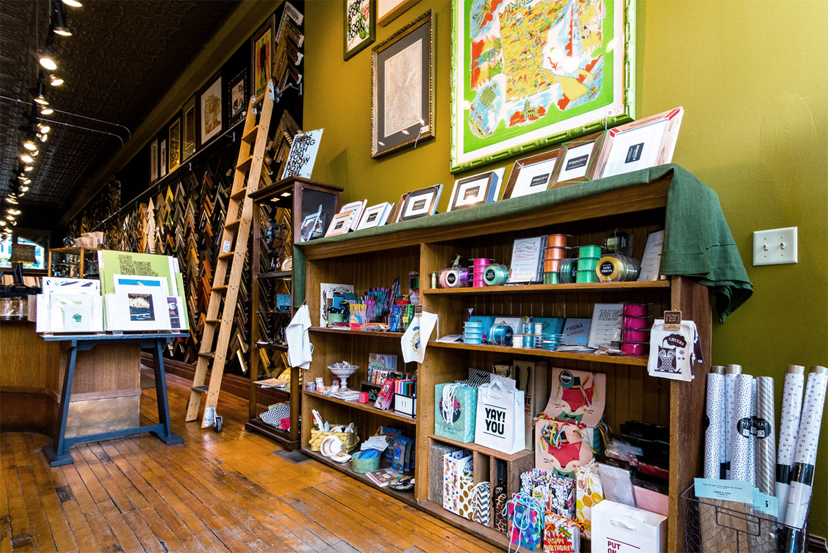 North Loop Minneapolis Framing and Gift Shop