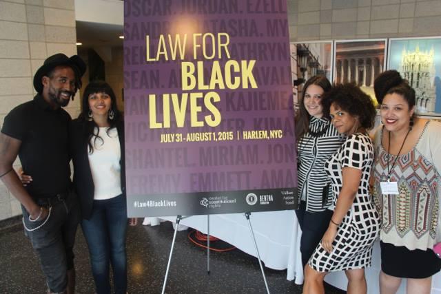 LAW FOR BLACK LIVES -