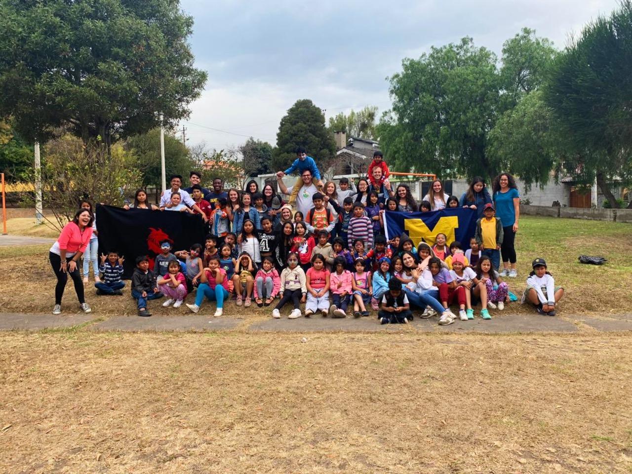 Summer 2019 Tutors and Volunteers