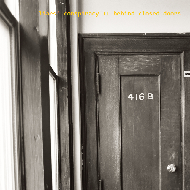behind closed doors :: collected early works