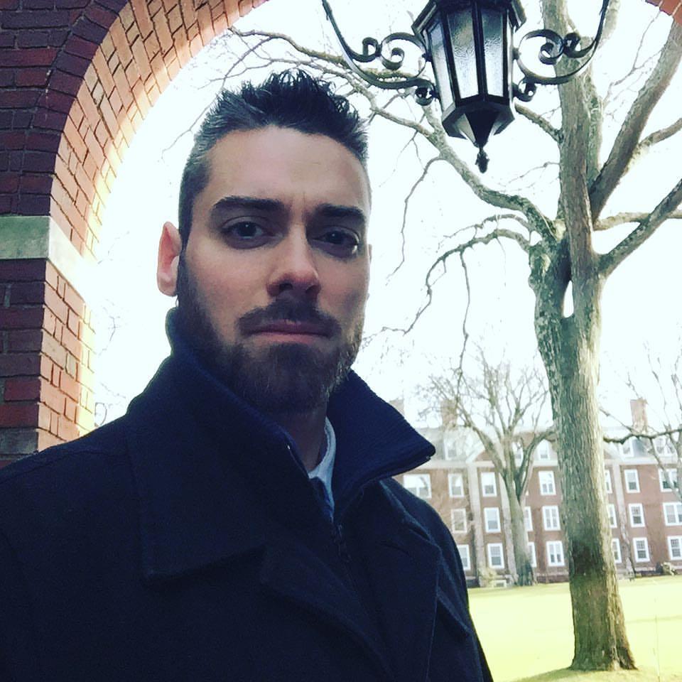 Author Karsten Knight