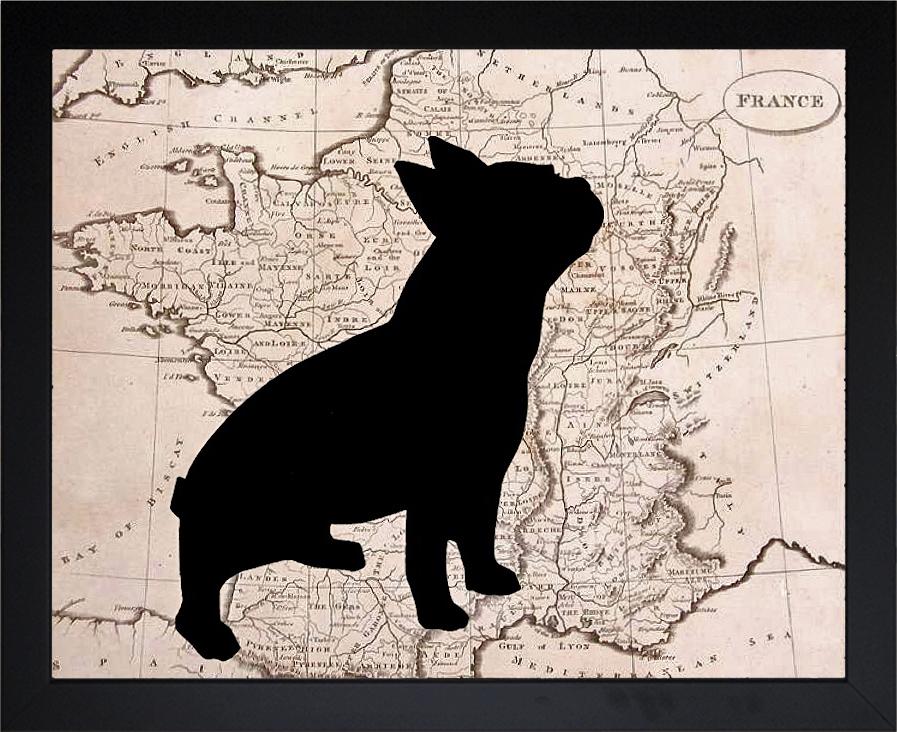 French bulldog on France sepia.jpg