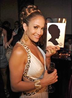 Jennifer Lopez's 40th Birthday Party