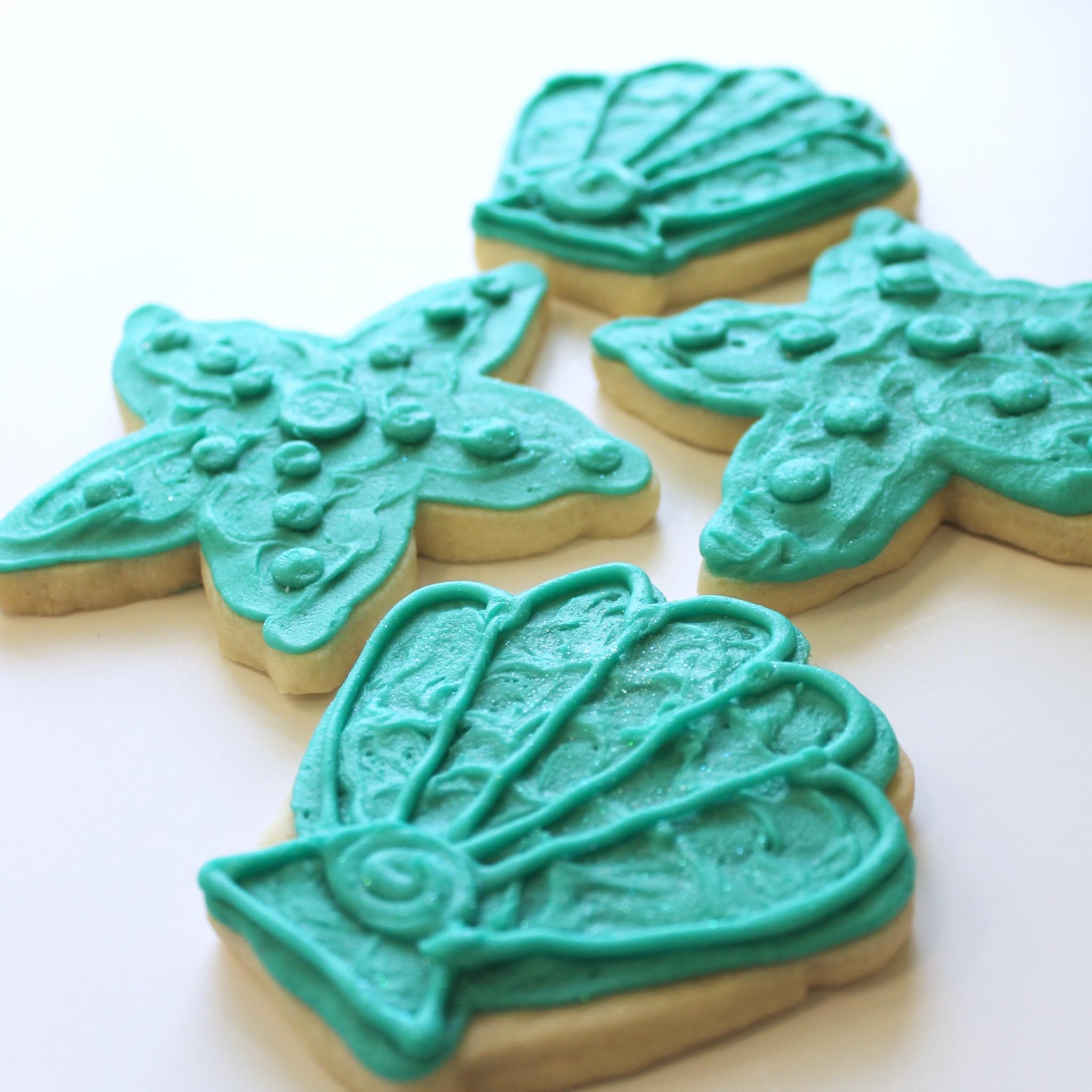Seasonal.Summer.cookies.Shell.Starfish.jpg