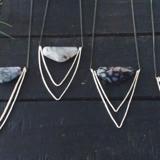 BOHEMIAN SALT    Bohemian Salt was born from the love of walking softly on this earth, reinventing beauty, and discovering hidden gems. They create handcrafted jewelry from the Pacific Northwest, inspired by the perfection in the imperfection.  Jewelry is clean and modern with and organic feel.