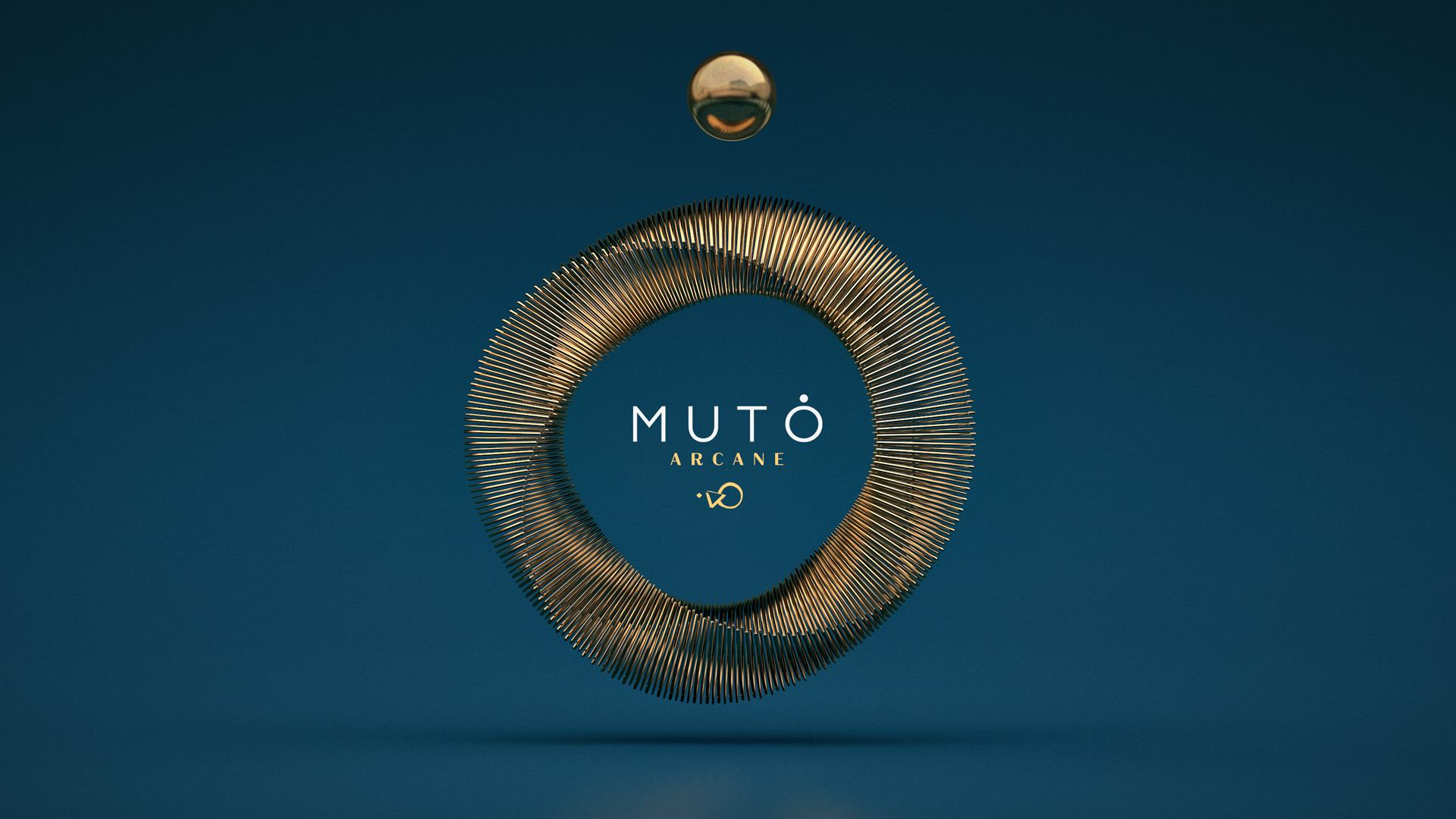 MUTO  Music artworks & visualisers.