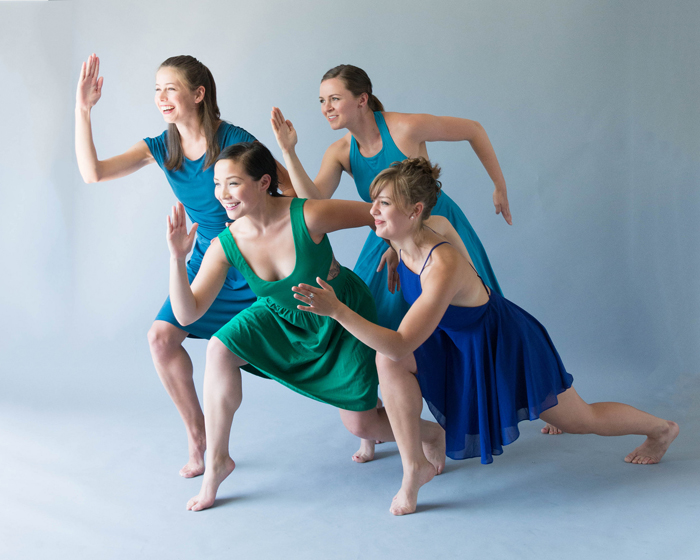 Guest Artist Series: Relay Dance Collective   Photo courtesy of Katy Griffith