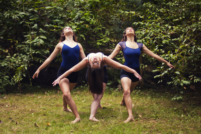 Intrepidus Dancers CarliAnn Forthun, Katie Borthwick, & Ciara McCormack. Photo courtesy of  S. Weissbach Photography .