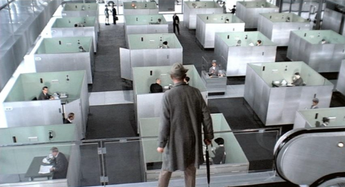 Playtime (1967), Jacques Tati