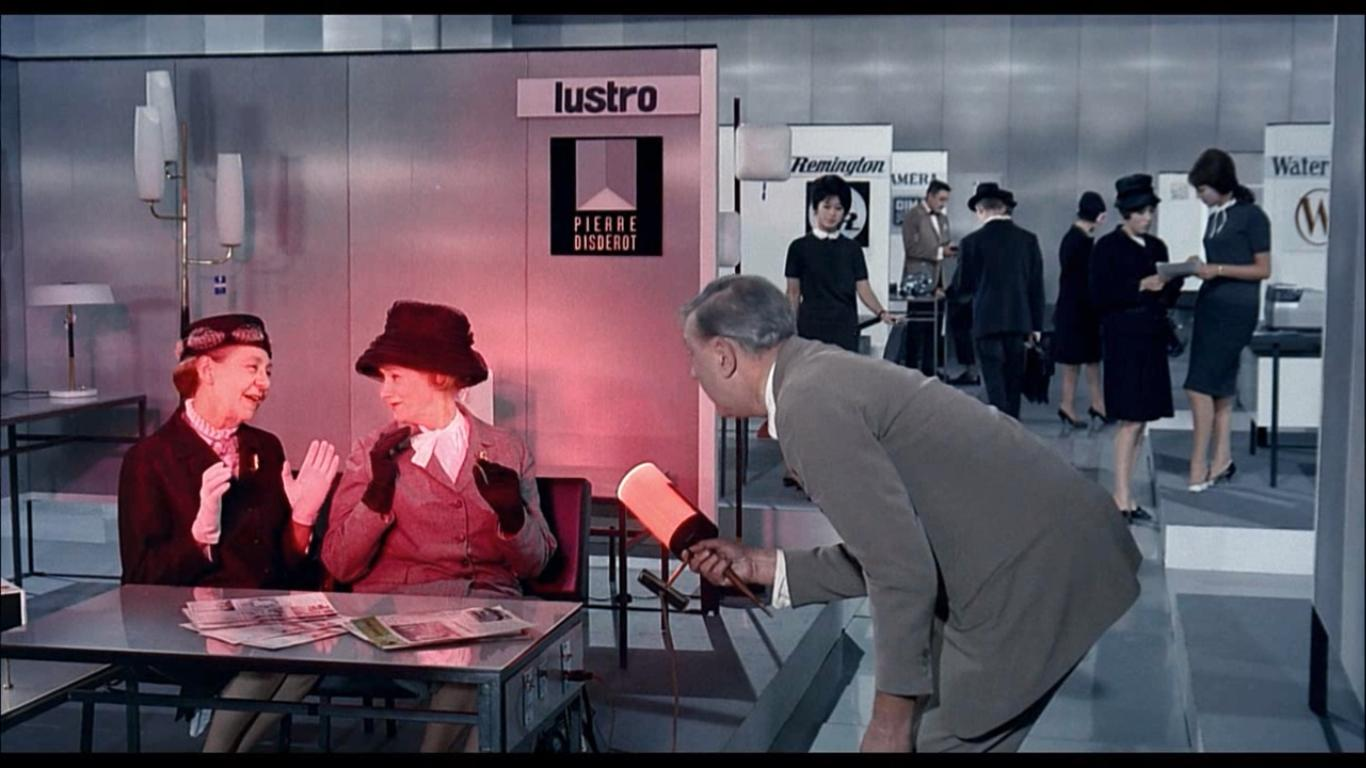 Jacques Tati's 'Monsieur Hulot'