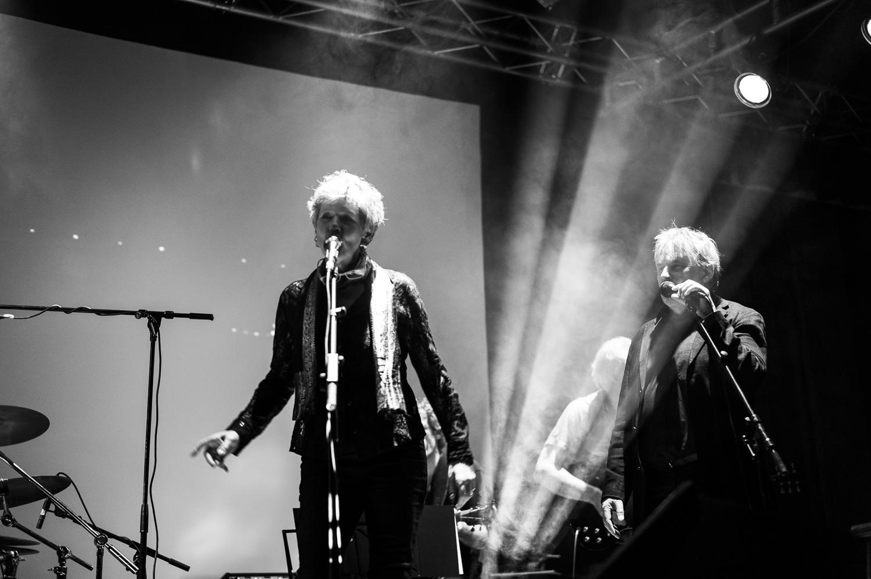 Sarah und Joachim Kupke, Kulturforum Sindelfingen, September 2015   2015  ©Monika Houck