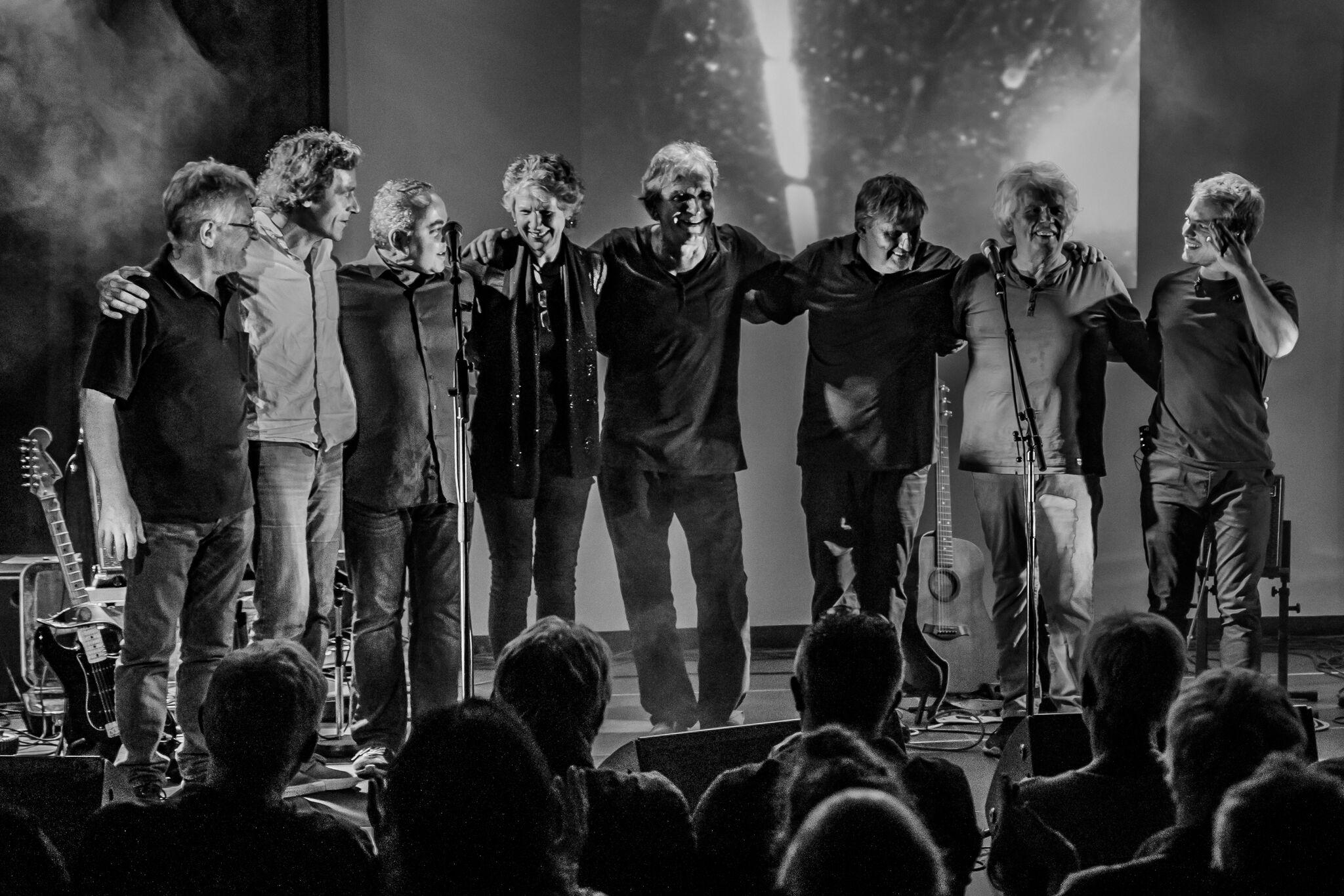 40th Anniversary Party, IG Kultur Pavillon, Sindelfingen, September 2018©Tina Alferi