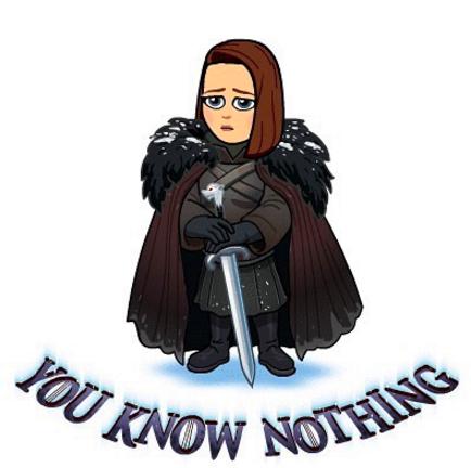 I know nothing...yet!!!