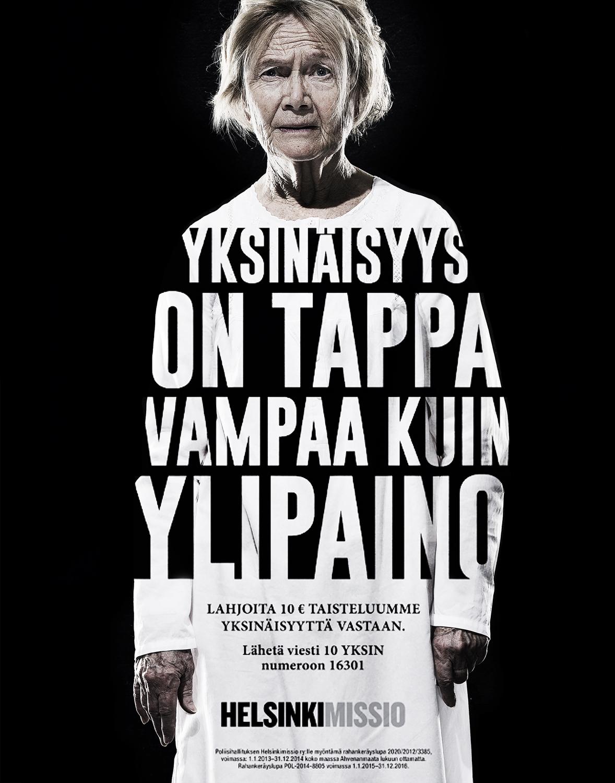 JUSTUS JÄRNEFELT / HELSINKI MISSIO