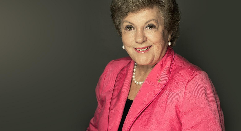 Patron of the Brisbane Philharmonic Orchestra , Sallyanne Atkinson AO
