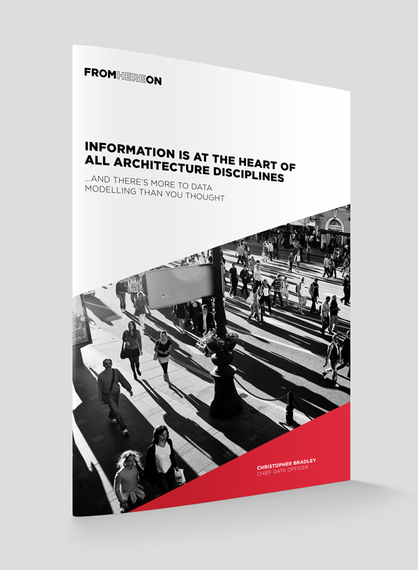 Information is at the Heart of ALL Architecture Disciplines Thumbnail