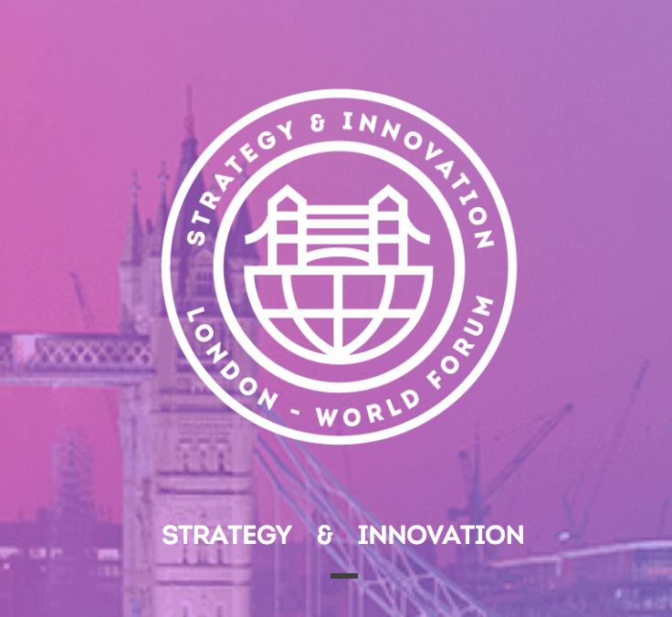 Strategy & Innovation forum 2019