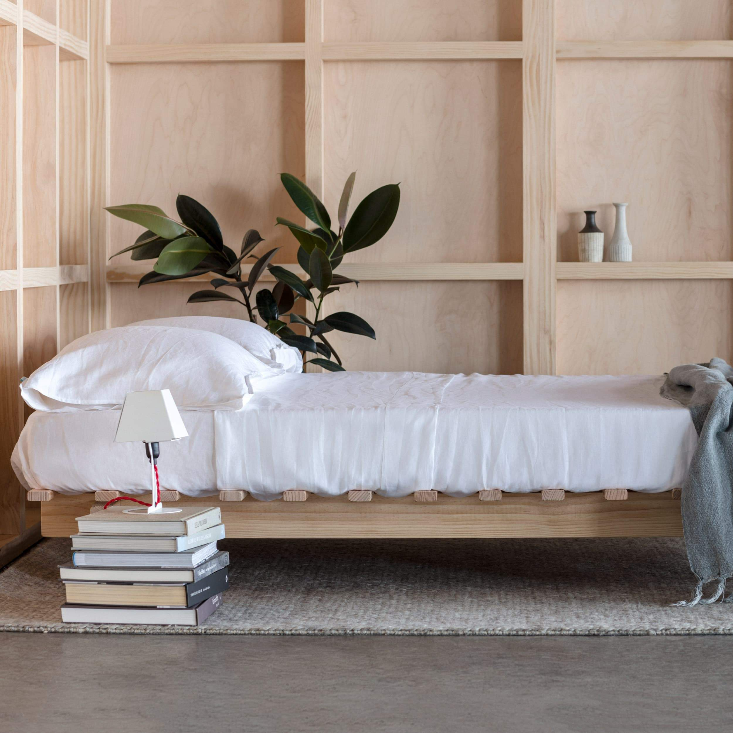 TNBC bed linen collection.