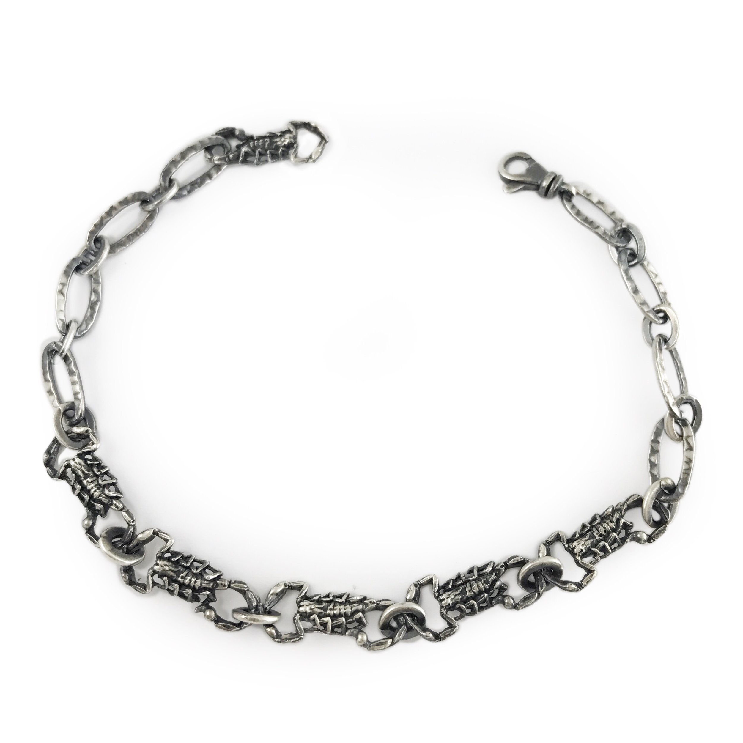 Scorpion chain Bracelet