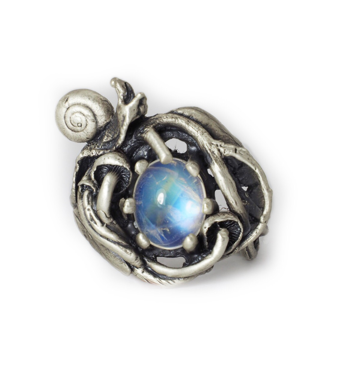 Forest Oasis Ring
