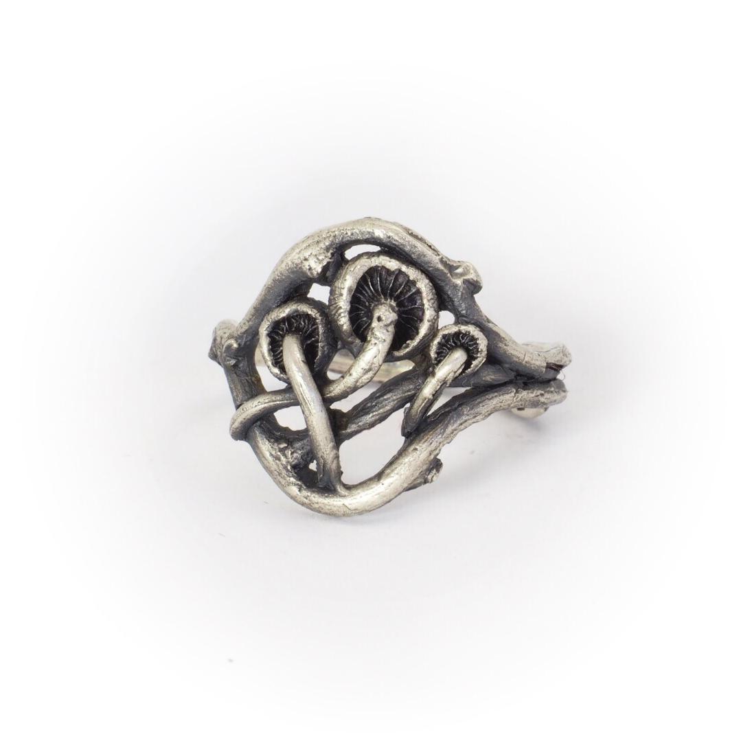 Mushroom Burrow Ring