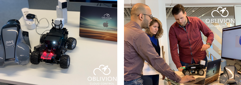 Friday Innovation at Oblivion Cloud Control B.V.