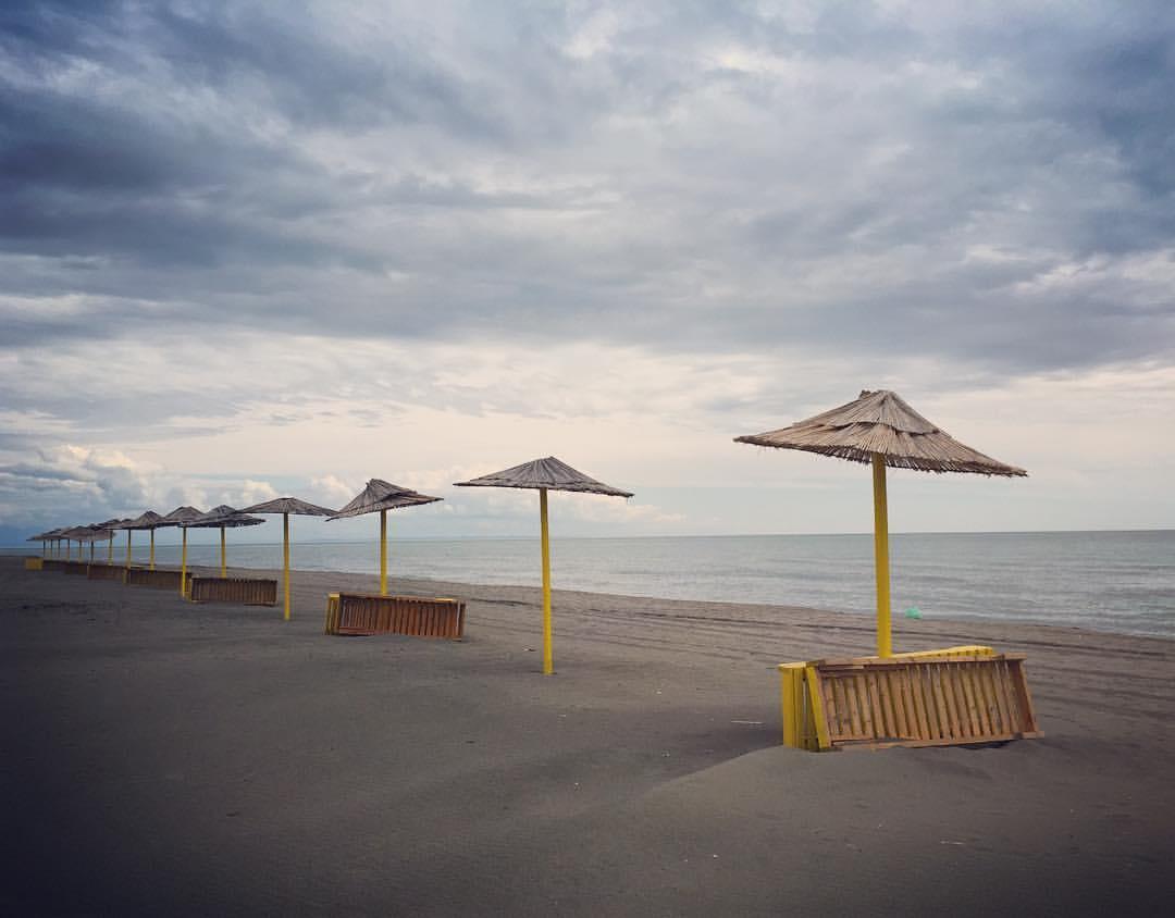 Sandy beach in Montenegro.jpg