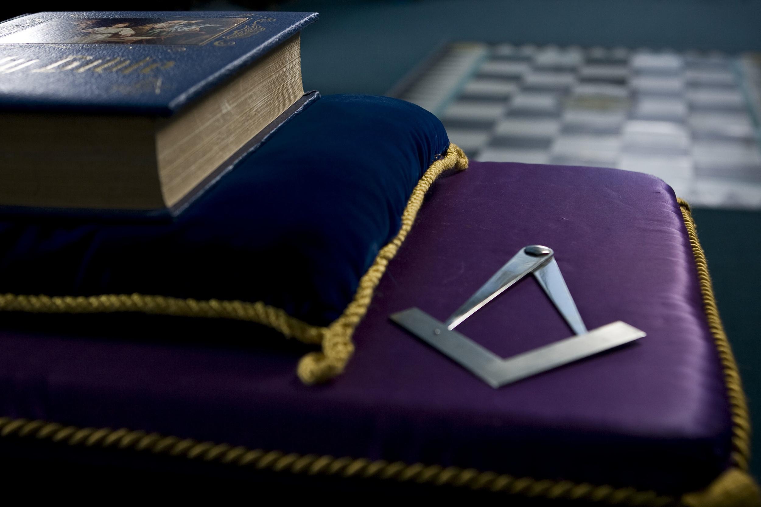 Becoming a Freemason