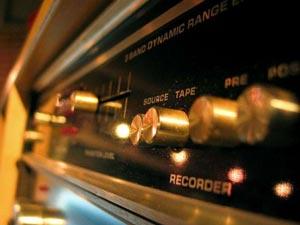 Geluidsstudio | Opnamestudio | Muziekstudio | Studio Spitsbergen - gear