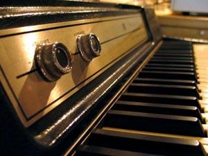Geluidsstudio | Opnamestudio | Muziekstudio | Studio Spitsbergen - Wurlitzer EP200