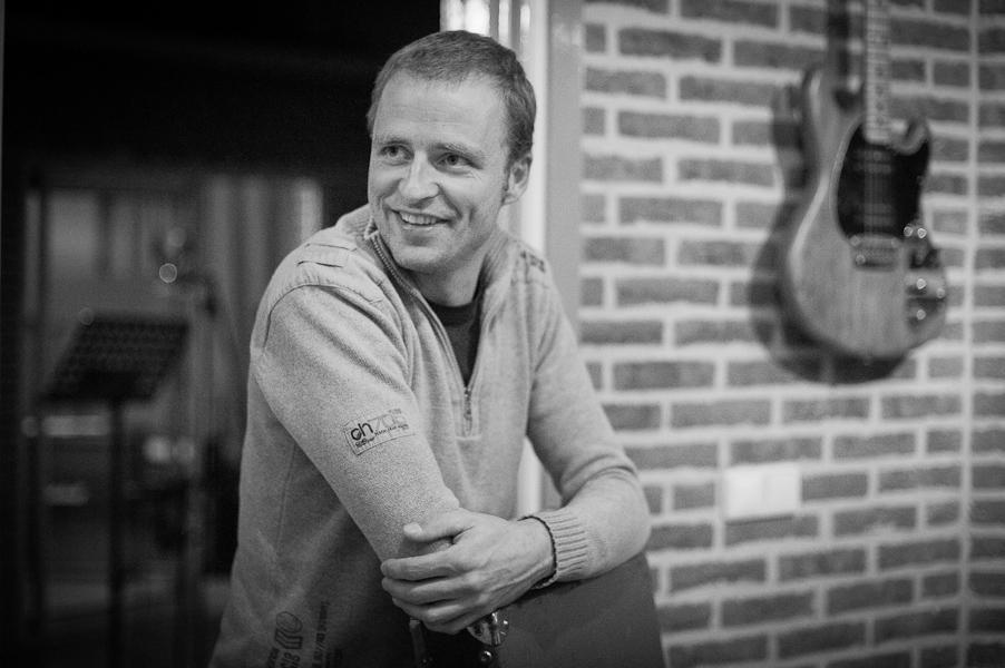 Opnamestudio | Muziekstudio | Geluidsstudio | Studio Spitsbergen - Producer Bauke van der Laaken.jpg