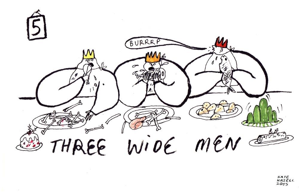 5.Three wide men _KATE HAZELL_BADVENT_2015.jpg