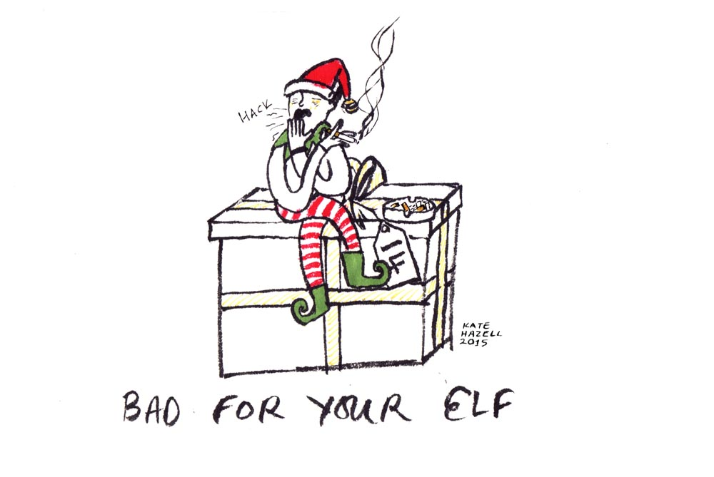 14.Bad for your elf_KATE HAZELL_BADVENT_2015.jpg