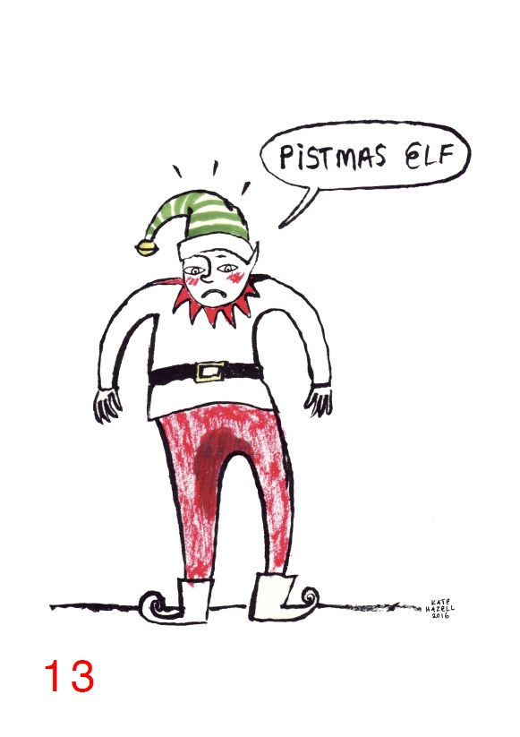 Kate Hazell Badvent Calendar Elf.jpg