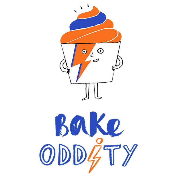 Bake Oddity logo