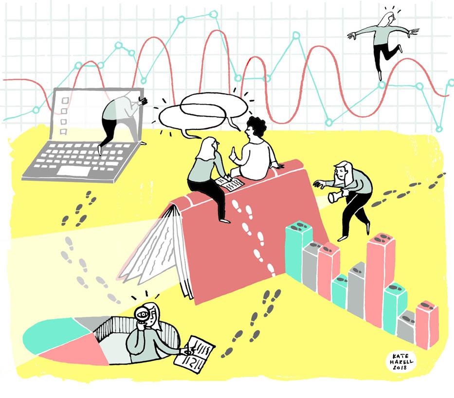 A journey through quantitive research