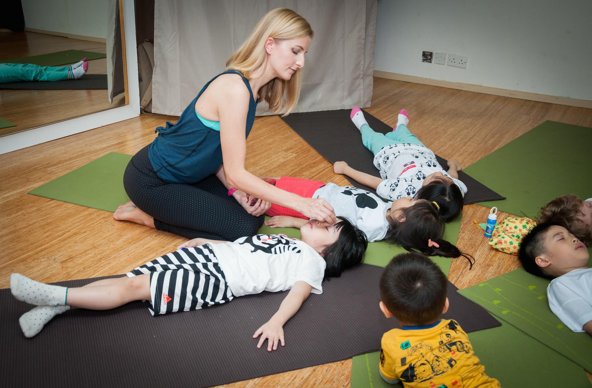 Mindfulness & meditation practice