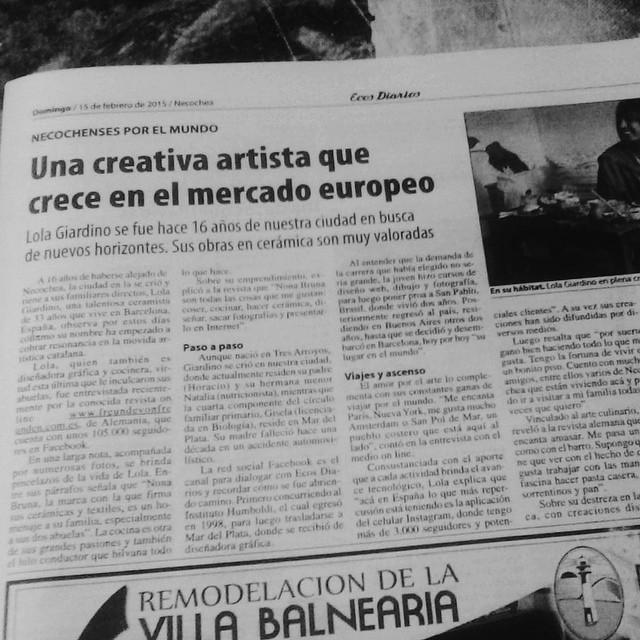 Ecos Diarios Necochea Argentina