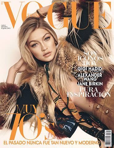 Revista Vogue españa - Marzo 2015