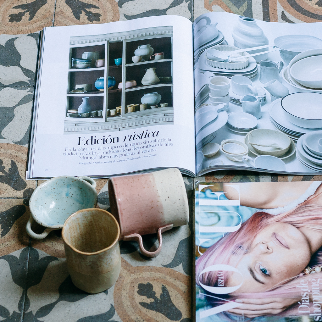 Revista Vogue living españa - Julio 2015