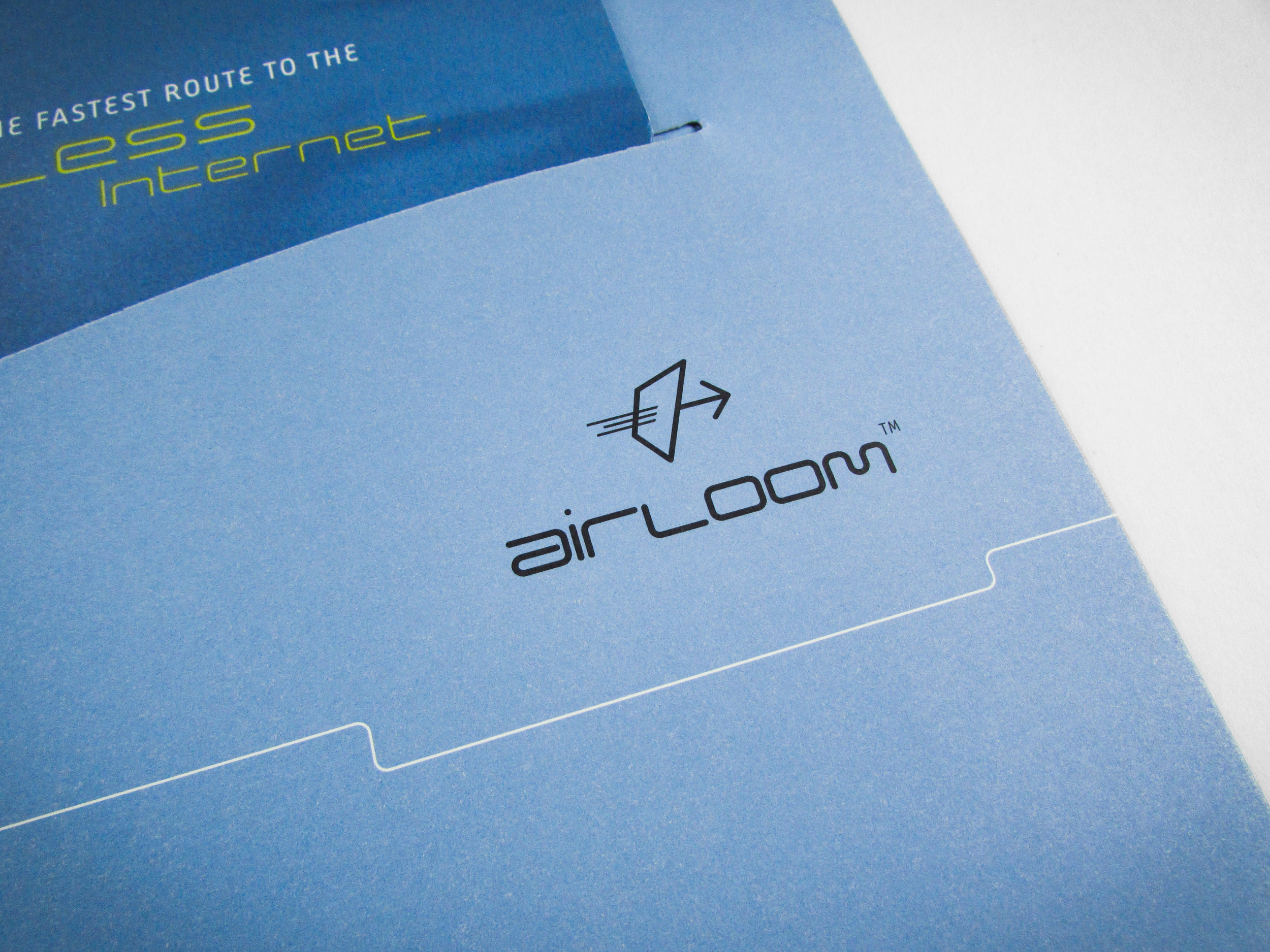 Airloom - Brand Identity and Marketing Collateral