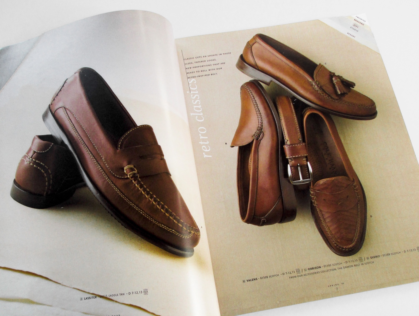 Cole·Haan - Spring Collection Catalogs