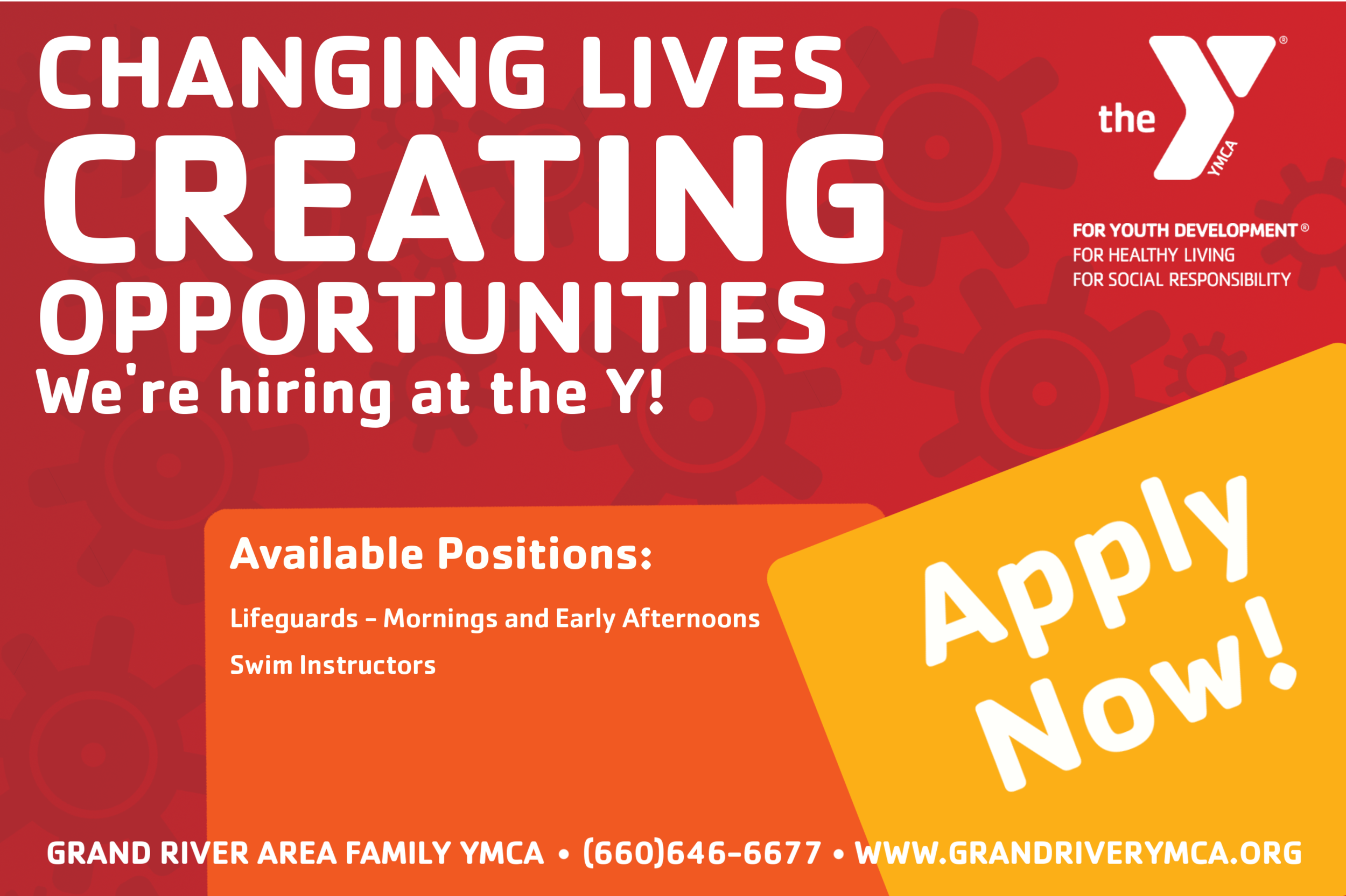 Grand River Job Opening.png