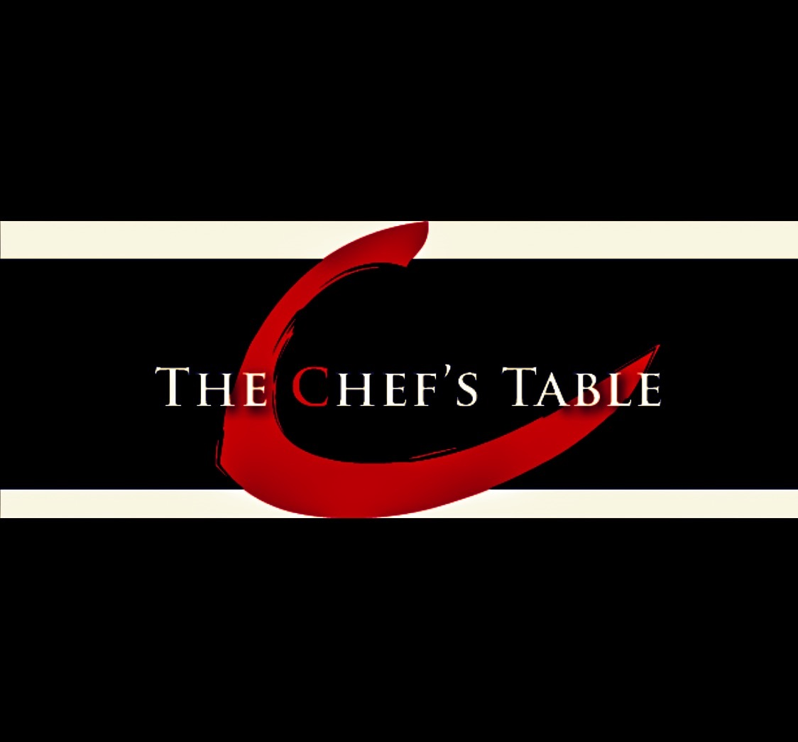 The Chef's Table -- Reservation Only on Select Wednesdays this Fall.