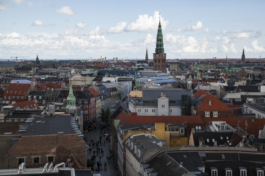 Photo essay on location in Copenhagen, Photos by Adrian Alston