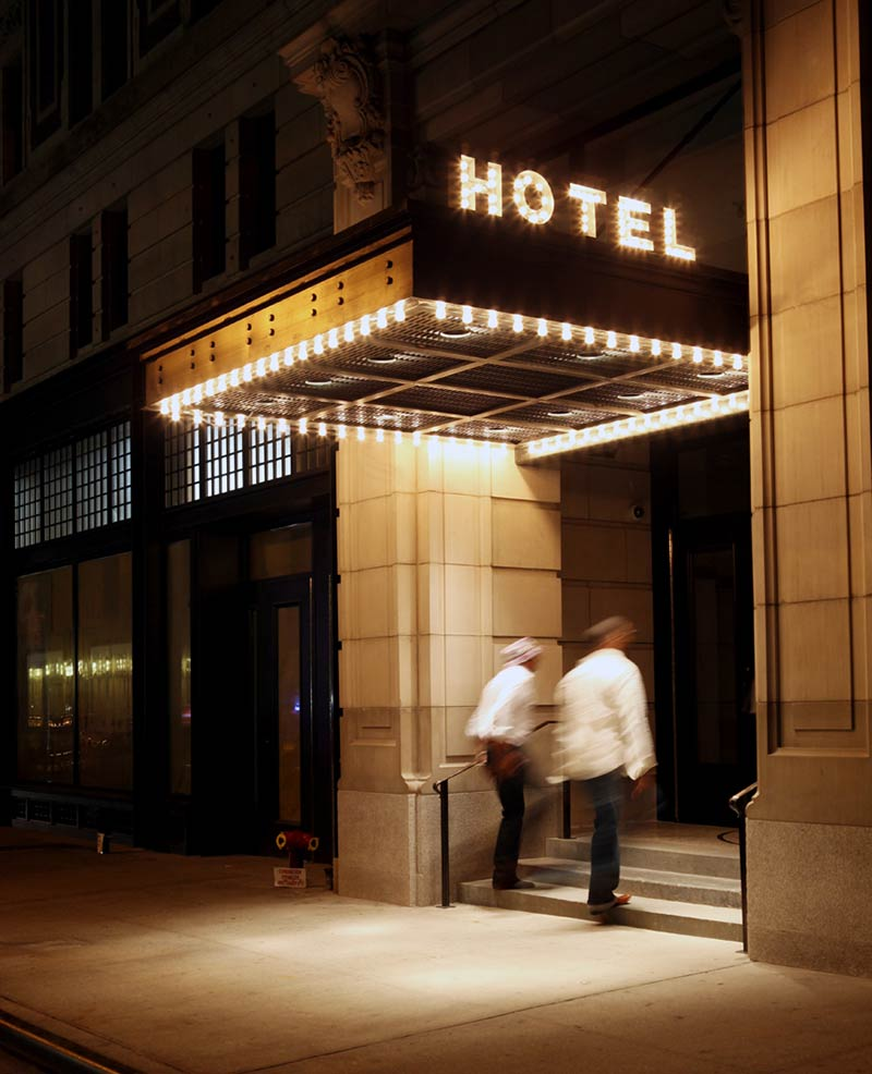 A photo essay of the Ace Hotel in the Flatiron District of NYC