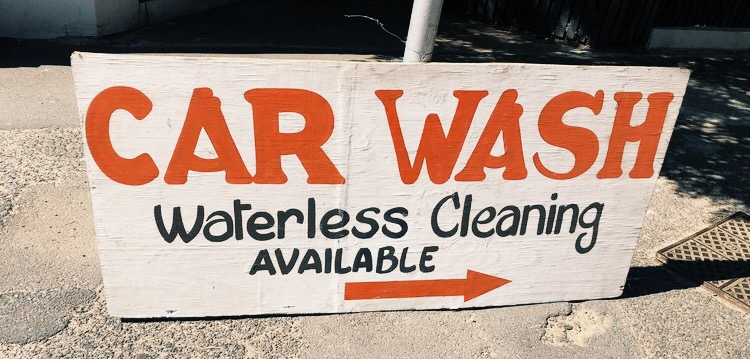 Waterless Car Wash Cape Town The Producer
