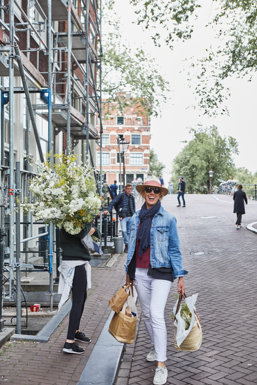 Anne Ross - streets of Amsterdam