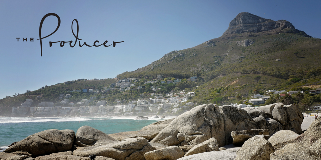 The Producer visits Cape Town: August Newsletter Update