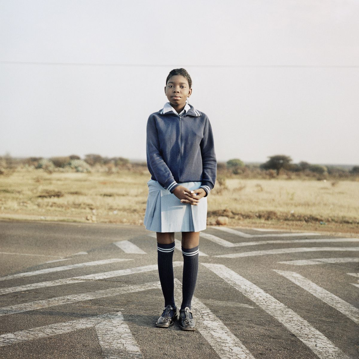 Homeland, Jane Nkuna. From the series Homeland. Loding, former Kwandebele. 2009. © Thabiso Sekgala and Goodman Gallery